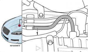 Jaguar XF: per daug dūmų išmetimo sistemoje
