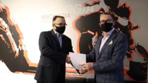 """""""Inter Cars"""" ir """"Motul"""" pasirašė sutartį dėl bendradarbiavimo Baltijos šalyse"""