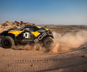 """Balandį prasideda pirmasis """"Extreme E"""" lenktynių sezonas"""