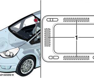 """""""Ford S-MAX"""": lietaus jutiklis nekontroliuoja valytuvų reguliavimo"""