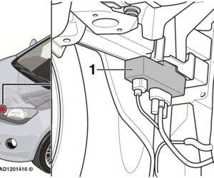 """""""Škoda Citigo"""": radiatoriaus ventiliatoriaus variklio gedimas"""