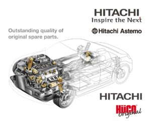 Mes esame Hitachi Astemo!
