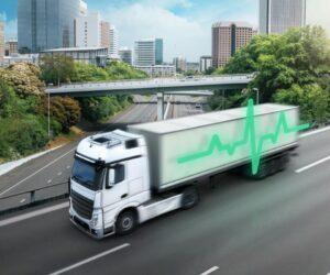 """""""ZF"""" jungia jėgas su """"Goodyear"""" ir siūlo patobulintus krovininių transporto priemonių padangų bei komercinių automobilių parko valdymo sprendimus visoje Europoje"""