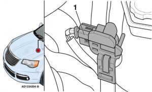 """""""Chrysler Grand Voyager"""" – variklio gedimo įspėjamoji lemputė"""