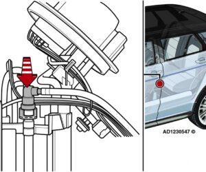 """""""Range Rover Evoque"""": kartais pasitaikančios problemos užvedant variklį"""